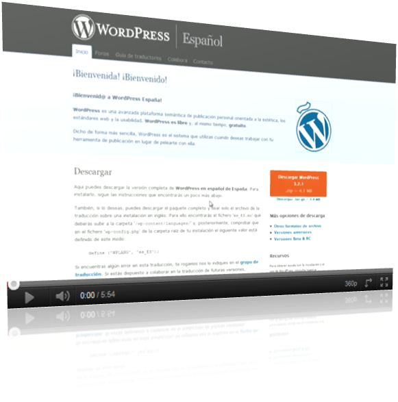 instalar wordpress local